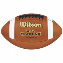 Мяч для американского футбола Wilson Slick Training WTF1245ID