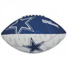 Мяч для американского футбола Wilson NFL Dallas Cowboys WTF1534XBDL (детский размер)