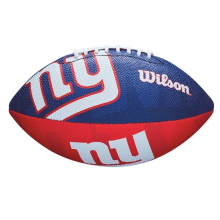 Мяч для американского футбола Wilson NFL New York WTF1534XBNG (детский мяч)