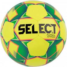 Мяч для футзала Select Futsal Attack 2018\2019 (желтый)