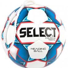 Футбольный мяч для тренировок Select Colpo Di Testa 268962 238 (для тренировок на шнурке)