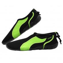Обувь для пляжа и кораллов (аквашузы) SportVida SV-GY0004-R43 Size 43 Black/Green