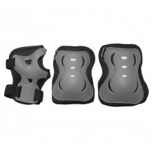 Комплект защитный SportVida SV-KY0007-S Size S Grey/Black