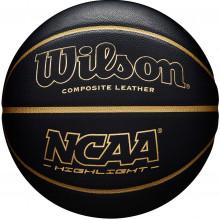 Баскетбольный мяч Wilson NCAA Highlight (размер 7)