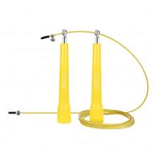 Скакалка скоростная для кросфита 4FIZJO Standard+ 4FJ0184 Yellow