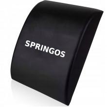 Мат для пресса Springos Ab Mat FA0001 Black