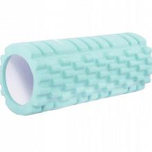 Массажный ролик (валик, роллер) Springos 33 x 14 см FR0016 Mint