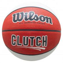 Баскетбольный мяч Wilson Clutch Brown WTB14195XB07 (размер 7)