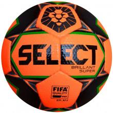 Мяч для футбола Select Brillant Super PFL Ukraine FIFA 361590 015
