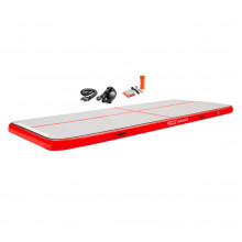 Мат гимнастический надувной 4FIZJO Air Track Mat 600 x 200 x 20 см 4FJ0204