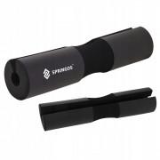 Накладка (бампер) на гриф Springos Barbell Pad FA0092 Black
