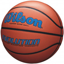 Баскетбольный мяч Wilson Evolution (размер 7) WTB0595XB0704