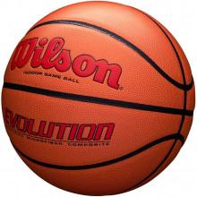 Баскетбольный мяч Wilson Evolution (размер 7) WTB0595XB0705