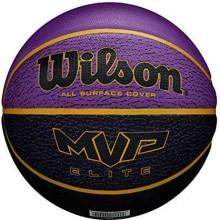 Баскетбольный мяч Wilson MVP Elite WTB1461XB07 (размер 7)
