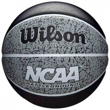 Баскетбольный мяч Wilson NCAA BattleGround WTB2501XB07 (размер 7)