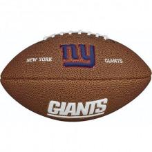Мини-мяч для американского футбола Wilson NFL Team Logo Mini WTF1533XBNG (для детей до 10 лет)