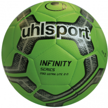 Футбольный мяч Uhlsport Infinity 290 g Lite 100162401 (облегченный мяч - 290 гр., - размер 3)