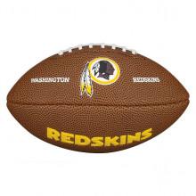 Мини-мяч для американского футбола Wilson NFL Team Logo Mini WTF1533XBWS (для детей до 10 лет)