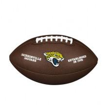 Мяч для американского футбола Wilson NFL Jacksonville Jaguars WTF1748XBJX (размер 5)