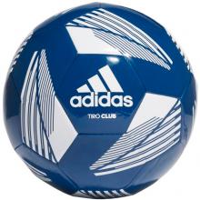 Мяч для футбола Adidas Tiro Club Blue (размер 5)
