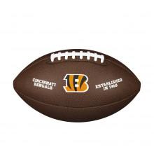 Мяч для американского футбола Wilson NFL Cicinnati Bengals WTF1748XBCN (размер 5)