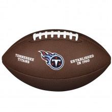 Мяч для американского футбола Wilson NFL Tennesse Titans WTF1748XBTN (размер 5)