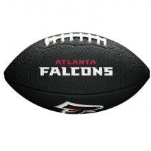 Мини-мяч для американского футбола Wilson NFL Team Logo Mini WTF1533BLXBAT (для детей до 10 лет)