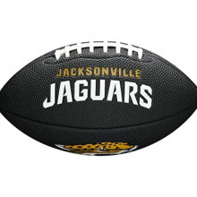 Мини-мяч для американского футбола Wilson NFL Team Logo Mini WTF1533BLXBJX (для детей до 10 лет)