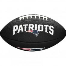 Мини-мяч для американского футбола Wilson NFL Team Logo Mini WTF1533BLXBNE (для детей до 10 лет)