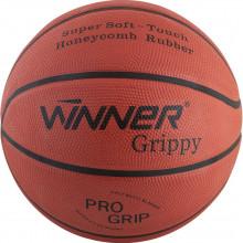 Баскетбольный мяч Winner Grippy (коричневый)